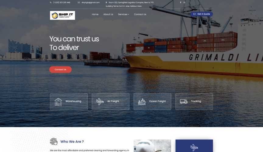 Ship It Gh Limited